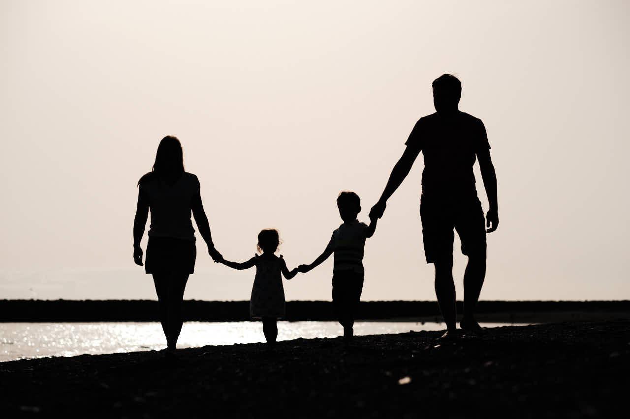 Familienshooting günstig für die Costa Adeje von Ela und Chris Fotografen