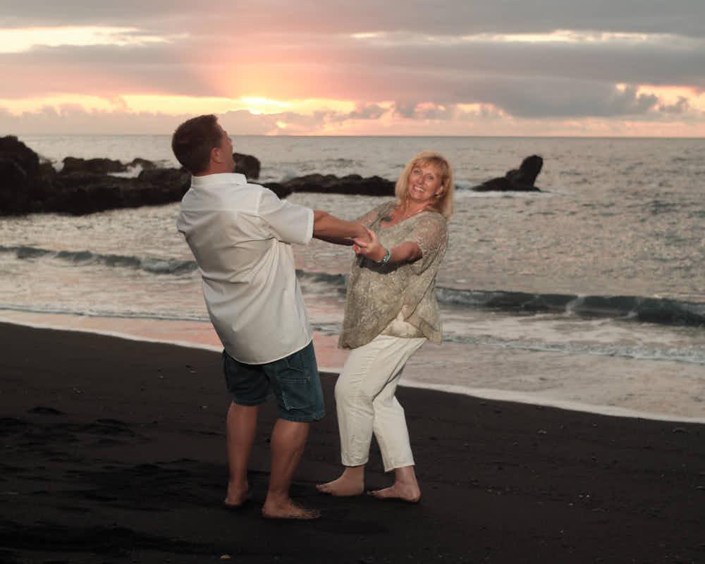 Spass haben und Momente einfangen mit deutscher Fotograf Kanaren beim Fotoshooting