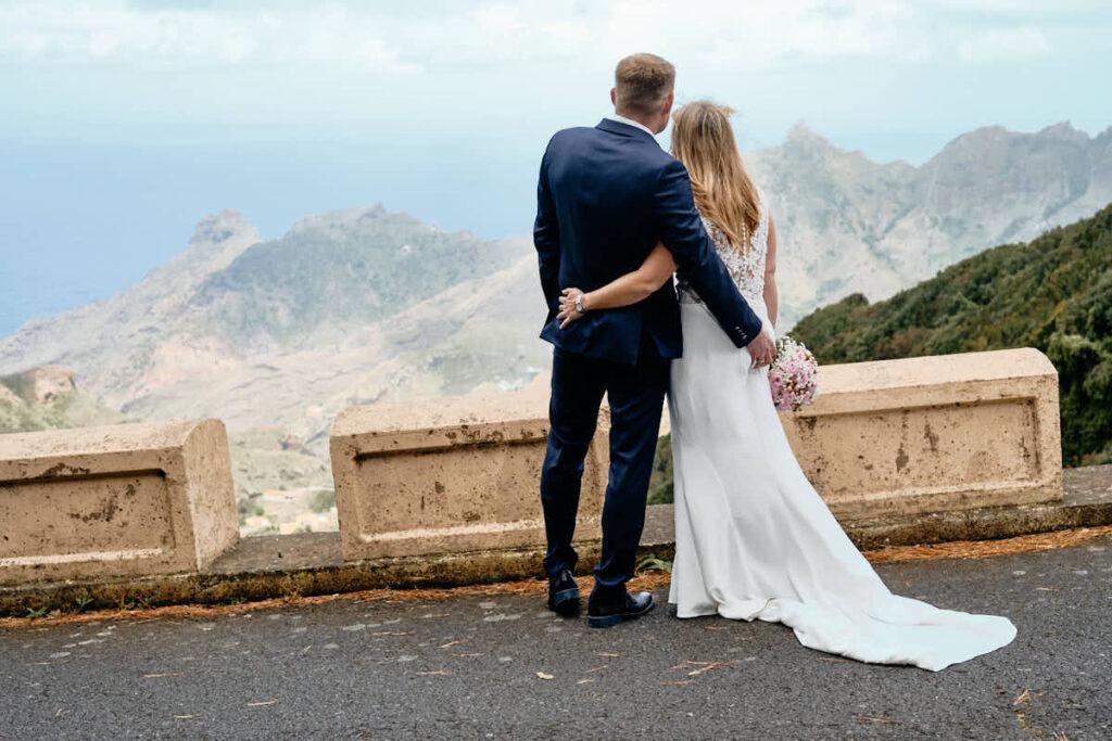 Teneriffa Anaga Hochzeitsreise Afterwedding Fotoshooting Deutscher Fotograf Ela und Chris